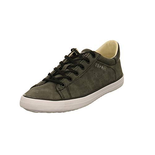 ESPRIT Damen Sneaker Miana Lace Sneaker 039EK1W014/001 schwarz 525329