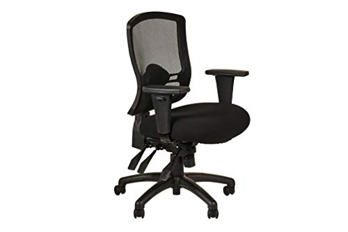 Alera Etros Series Mid-Back Chair With Seat Slide