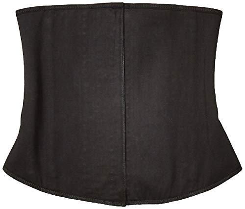 ANN CHERY Women 3 Hook Waist Cincher Latex Training Corset Shapewear Casuale, Grey, L. para Mujer