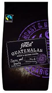 Amazoncom Tesco Finest Fair Trade Guatemala Ground Coffee