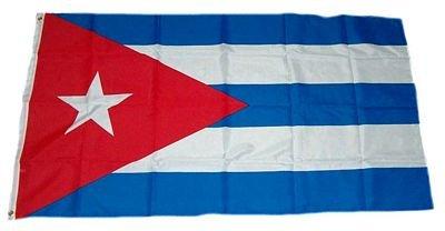 Fahne / Flagge Kuba / Cuba 60 x 90 cm Fahnen Flaggen