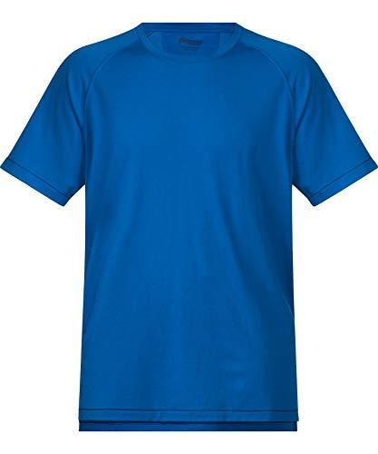 Bergans Filtvet T-Shirt Men, Steel Blue/Fjord Modèle S 2018 T-Shirt Manches Courtes