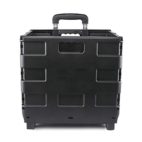 Xuyuanjiashop Trunk Organizers Car Trunk Storage Box Folding Utility Vehicle Built-in Supplies Tail Box Storage Box Space Saving Storage Basket