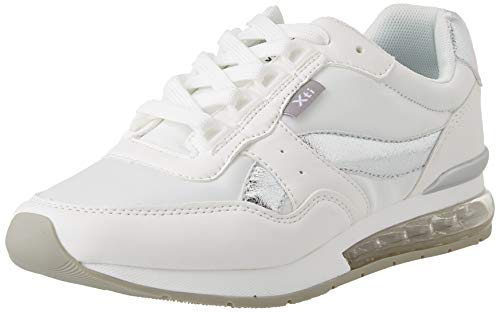 XTI 42621, Zapatillas Mujer, Hielo, 39 EU