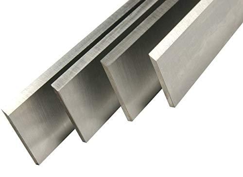 2 Stück Scheppach HMC 3200 Hobelmesser 320mm HSS%18 Wolfram