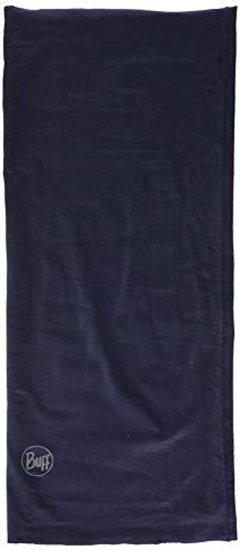 Buff Herren Original Funktionstuch, Solid Night Blue, 1size