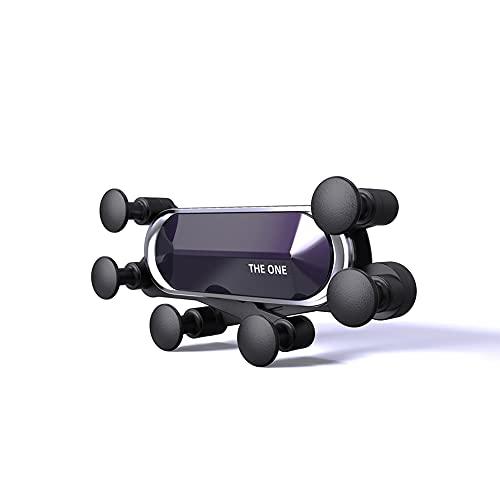 Supporto per Telefono da Auto, Supporto Girevole a 360 per Auto-Bloccaggio Supporto Telefono Auto per iPhone; per Galaxy S20/S10/S9 e Altri
