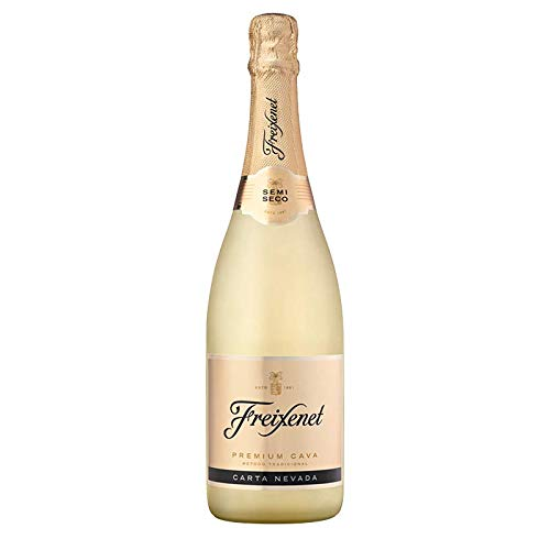 Freixenet - Carta Nevada semi seco Sekt 11,5% Vol. - 0,75l
