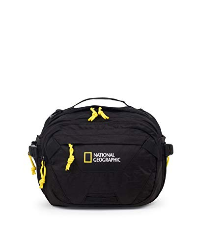 National Geographic Sac Banane Destination Noir