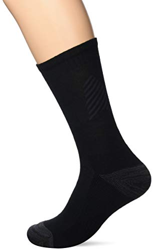 Helly Hansen Herren Hh Lifa Merino 2-pack Socks Sportsocken, Schwarz (Negro 990), One size (Herstellergröße: 45-47)