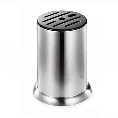 SCDGYG Cuchillo de Acero Inoxidable Titular - Caja Multifuncional de la Cocina for Guardar Cuchillo hogar Holder, Cuchillo Soporte Universal, diseño Moderno