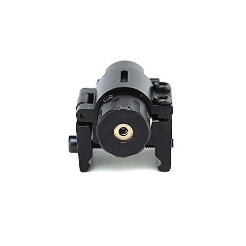 Spike Tactical Laser Rouge Dot Sight Convient 20mm Rail Mount pour Gun Pistolet Fusil de Chasse Scopes Airsoft