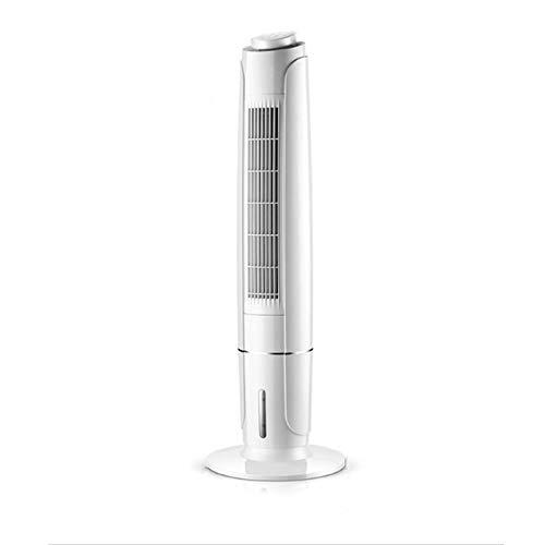 JFFFFWI Aire Acondicionado Vertical Cilíndrico, Enfriador De Espacio Móvil, Aire Acondicionado Ultra Silencioso, con Ventilador Cilíndrico Giratorio Remoto, Adecuado para Sala De Estar, Dormitorio