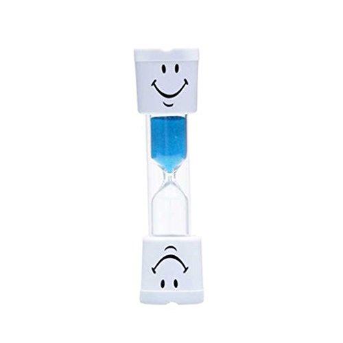 ZZALLL 2 Minuten Smileys Sanduhr Kinder Zahnbürste Timer Uhr Home Decor Verführerisch