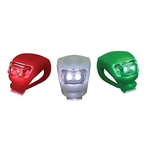3er Set LED Positionslaterne Positionslicht Navigationslicht