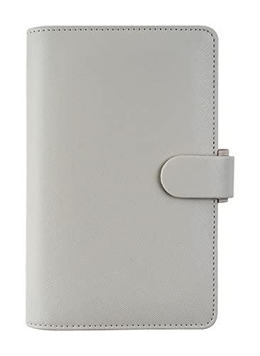 Filofax Organizador Personal Compact Saffiano - granito