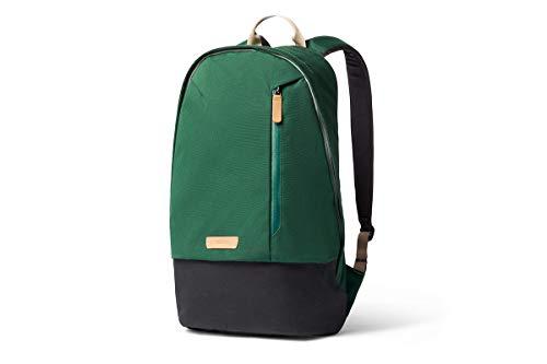 Bellroy Campus Backpack (16 litros, portátil de 15', muda de Ropa, Cartera, móvil) - Forest