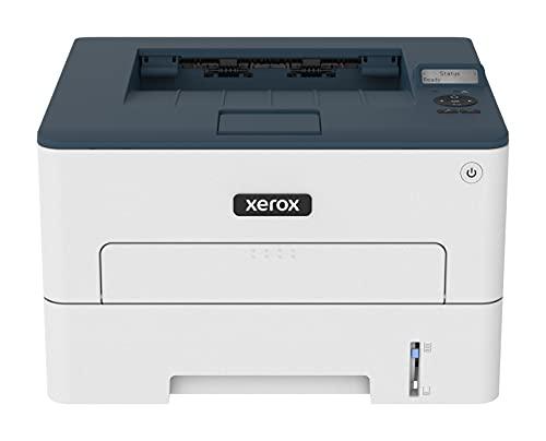 Xerox B230 Stampante Laser A4, 34ppm, Wireless con Stampa Fronte Retro, White Blue