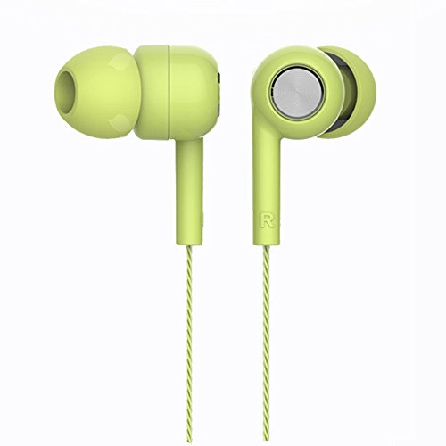 OPAKY Headphone Wire Earphones for Smart Phone Tablet Universal Double DASS High, für iPhone, iPad, Samsung, Huawei,Tablet usw