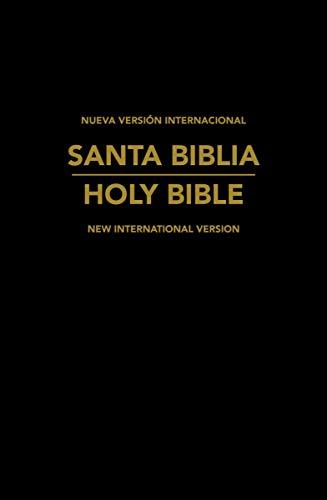 Compare Textbook Prices for Biblia Bilingue Español-Inglés, NVI/NIV, Imitación Piel / Spanish NVI/NIV Spanish/English Bilingual Bible, Imitation Leather Spanish Edition Bilingual Edition ISBN 9781563206573 by Zondervan