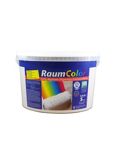 Raumcolor getönt 5l Platin Innenfarbe Farbe Wilckens Dispersion Dispersionsfarbe Wandfarbe Deckenfarbe Tönfarbe Raumfarbe