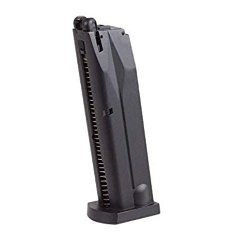 Umarex Beretta M92 A1 Blowback FULL AUTO 6mm BB Pistol Airsoft Gun, Multi, One Size (2274305)