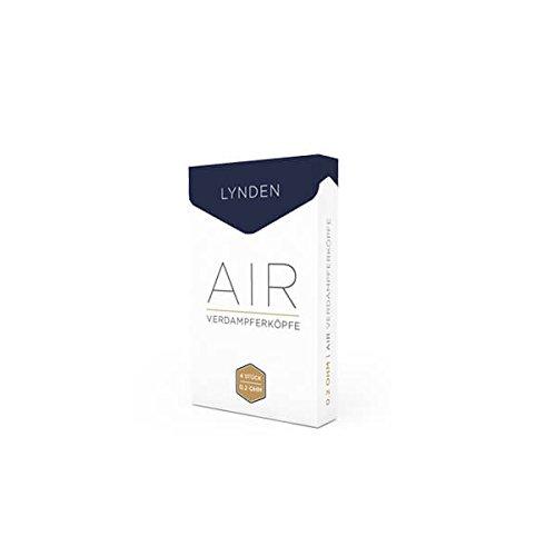 LYNDEN AIR Verdampferköpfe - 4er Pack (0,2 Ohm)