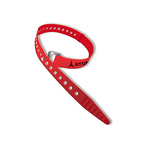 Atomic All Mountain Skifix Ski-Befestigungsriemen, Rot, 43 x 0,2 x 2 cm