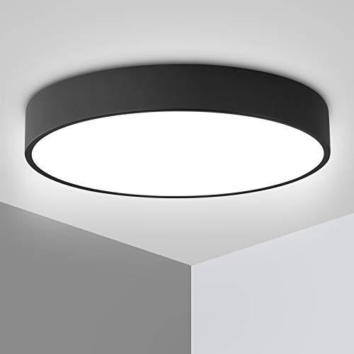 Looluuloo Plafón Led de Techo Moderno Lámpara de Techo de Comedor Habitación...