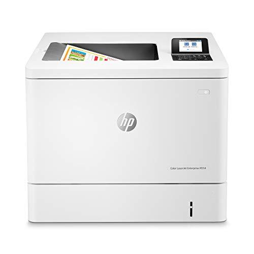 HP Color LaserJet Enterprise M554dn Duplex Printer