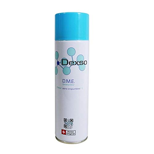 6 x 500 ml Dexso DME Dimetyl Ether Gas organisches Lösungsmittel – 6 Stück