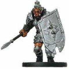 D & D Minis: Hobgoblin Sergeant # 32 - Giants of Legend