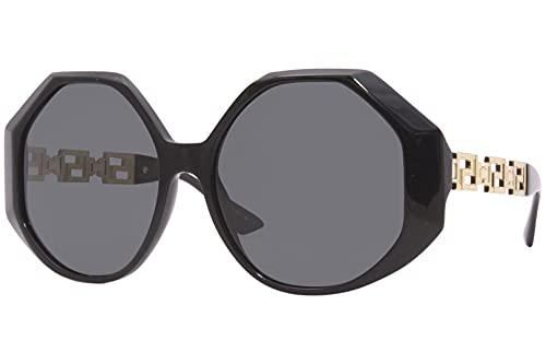 Gafas de Sol Versace GRECA VE 4395 Black/Grey 59/17/145 mujer