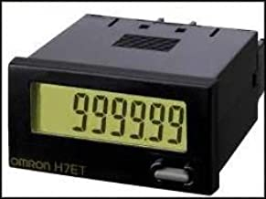 OMRON INDUSTRIAL AUTOMATION - H7ET-NV-BH - DIGITAL HOUR METER