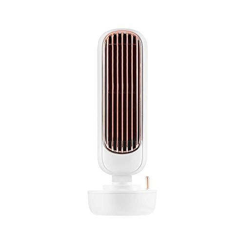 weiwei Humidificador de Niebla fría Adorables sin Filtro con Ventilador Whisper Quite para el hogar Dormitorio guardería y Oficina (Blanco)