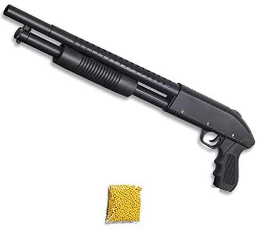 P183 Escopeta Muelle Pistola de Airsoft Calibre 6mm (Arma Aire Suave de Bolas de plástico o PVC). Sistema: Muelle