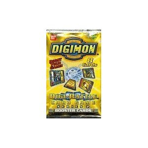 Digimon Serie 2, Booster-Pack / DIGI-Battle Card Game (Englisch)