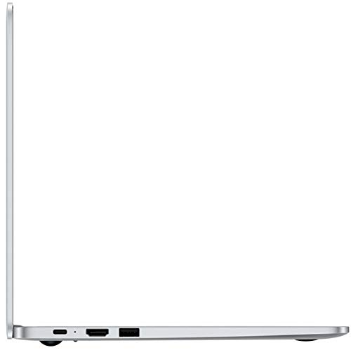 Product Image 1: Huawei MateBook D 14″ FHD IPS Touchscreen, Quad-Core AMD Ryzen 5 2500U 2.00 GHz, 8GB DDR4 RAM, 256GB NVMe SSD, AMD Radeon RX Vega 8, AC WiFi, BT 4.1, USB C, HDMI, Windows 10 Pro <a href=