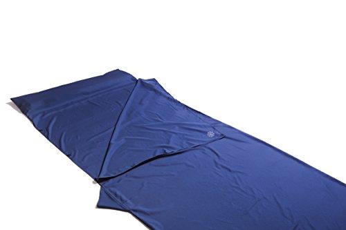 BAHIDORA Sábana para Saco de Dormir, Viajes, Microfibra. Ideal para: Viajes mochileros, Senderismo, Acampada y para… 2