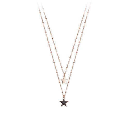 2 jewels 251683 collana acciaio coll Shine