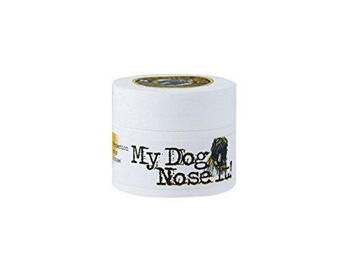 My Dog Nose It Moisturizing Sun Protection Balm for Dogs Noses - Protect Your Dog from Harmful UVA/UVB Rays .5 Ounce