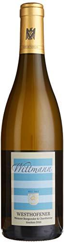 Weingut Wittmann Westhofener Weißer Burgunder & Chardonnay trocken 2018 (1 x 0.75 l)