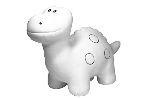B&F Hucha para Pintar con Acuarelas para niños con Diferentes diseños. Incluye Pincel y Pinturas.(Dinosaurio)