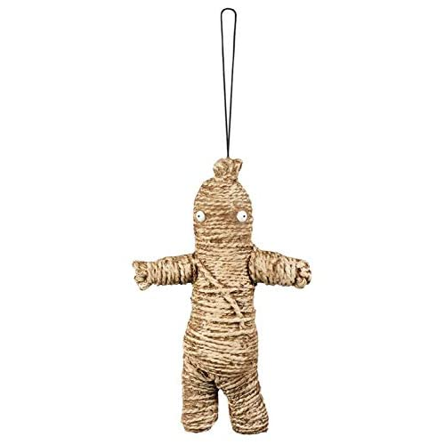 Boland Bambola Voodoo 33 cm, Colore Beige/Marrone, 72198
