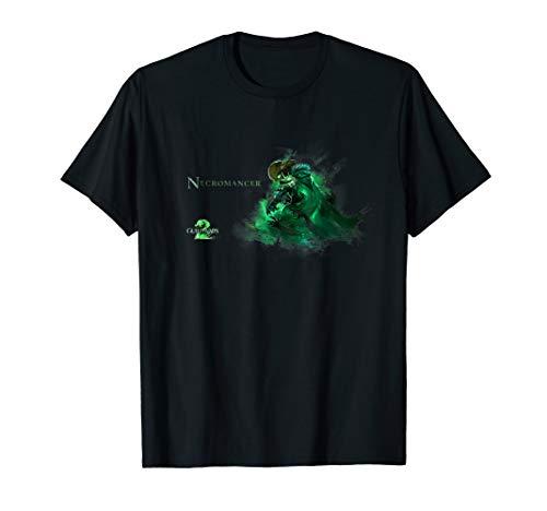 Official Guild Wars 2 Necromancer T-shirt