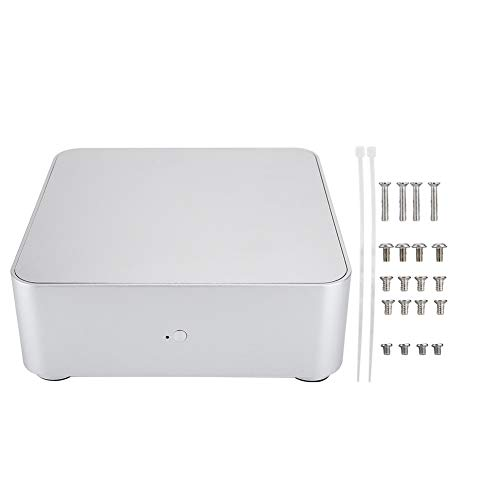 Frosting Treatment, up to 3.5mm, Exquisite ITX Case, Mini ITX Case, for Heat Dissipation The ITX Motherboard