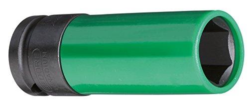"""Preisvergleich Produktbild GEDORE K LS 19 Kraftschraubereinsatz 1 / 2"""" mit Schutzhülse,  19 mm"""