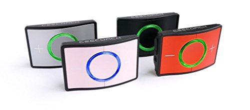 CEECOACH Uni Kit Single Bluetooth Kommunikation Und Gegensprechanlage Für Reitsport, Wintersport, Industrie, schwarz