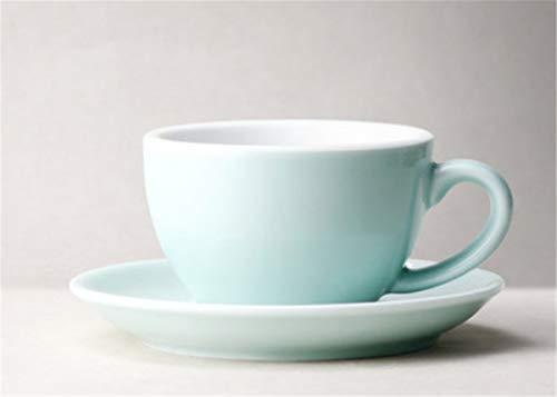 Koffie Beker Verdikking Japanse Stijl Koffie Winkel met Handmatige Koffie Beker Snoep Salade Bloem Koffie Cup Competitie 280ML / Valentijnsdag Cadeau, Kerstmis Thanksgiving Gift B
