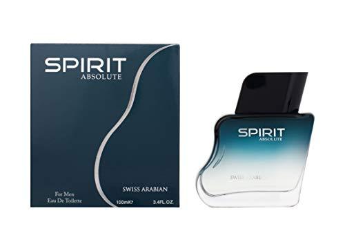 Swiss Arabian Spirit Absolute by Swiss Arabian Eau De Toilette Spray 3.4 oz / 100 ml (Men)